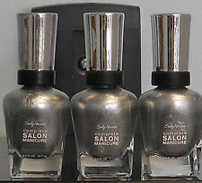 3 Sally Hansen Complete Salon Manicure        (Choose Your Color) (New)