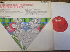 VCCS-1370 French Harpsichord Masterpieces / Leonhardt