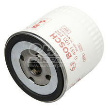 Bosch Oil Filter Screw-On Spin-On Type Ford Transit Tourneo Focus Fiesta Courier