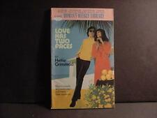 Vintage 1974 British Woman's Weekly Library 63-Pg Romance Pbk:Love Has Two Faces