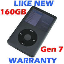Apple IPOD CLASSIC - 7th Generation / 7G - 160GB - Grey - Refurbished like new!