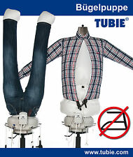"TUBIE  ""Drying and Ironing at Once"" ironing machine for shirts trousers jackets"