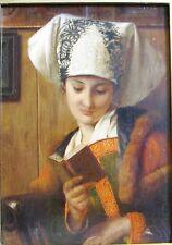 Museum-Quality HERMANN KAULBACH (German) Original Oil Painting  c. 1880