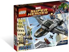 Lego 6869 Marvel Super Heroes Quinjet Aerial Battle  - MISB
