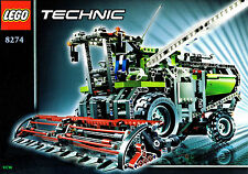LEGO Technic 8274 Harvester Super Model