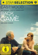 DVD NEU/OVP - Back In The Game -  Eine neue Chance - Clint Eastwood & Amy Adams