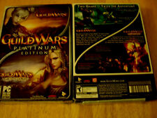Guild Wars: Platinum Edition (PC, 2008)  (New!Factory sealed retail box)