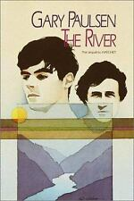 The River by Gary Paulsen (1991, Hardcover)