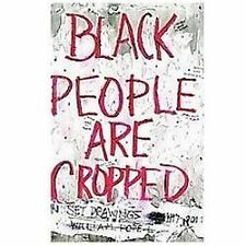 William Pope.L: Black People Are Cropped: Skin Set Drawings 1997-2011-ExLibrary