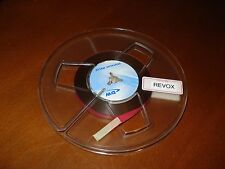 Reel to Reel calibration tape for Studer Revox A77 B77 PR99 A80  or others