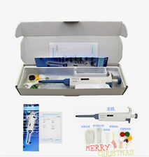 New Pette Variable Micro Pipette Liquid Handling Transfer Pipettor MicroPipette