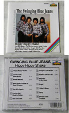 SWINGING BLUE JEANS Hippy Hippy Shake .. Rare 1987 German Karussell CD TOP