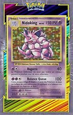 🌈Nidoking Holo - XY12:Evolutions- 45/108 - Carte Pokemon Neuve Française