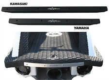 BLOWSION Black Kick Plate YAMAHA Super Jet FX1 Kawasaki 750 04-02-342 NEW