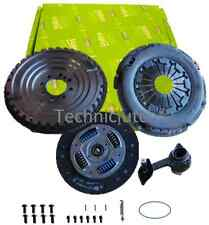 FORD MONDEO 5 SPEED MK3 TDCI DUAL TO SOLID FLYWHEEL AND VALEO CLUTCH WITH CSC