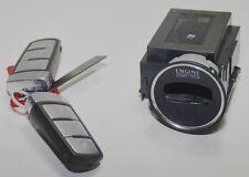 ORIG. VW Passat 3c schloßsatz 2x radio llave contacto interruptor 3c0905843r