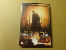 DVD / WHEN TRUMPETS FADE ( RON ELDARD, FRANK WHALEY... )