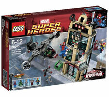 LEGO Marvel Super Heroes Spider-Man Daily Bugle Showdown (76005)