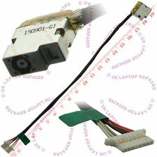 HP 799749-T17 DC Jack Power Port Socket with Cable Connector Harness