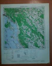 1948 US Army Maps Yugoslavia 24 Sheets  AMS M506 GSGS 4412