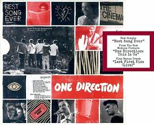 One Direction - Best Song Ever / Last First Kiss Single CD
