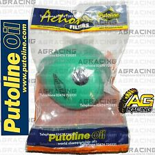 Putoline Pre-Oiled Foam Air Filter For Kawasaki KX 250 1998 98 Motocross Enduro