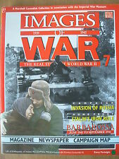 IMAGES OF WAR MAGAZINE No 7 WWII BARBAROSSA - INVASION OF RUSSIA -  STALIN