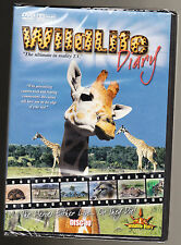 WILDLIFE DIARY - ULTIMATE IN REALITY TV - DISC 10 - NEW & SEALED R2 DVD