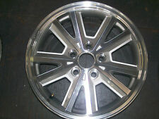 """USED FORD MUSTANG 16"""" FACTORY ALLOY OE RIM WHEEL 2005-2009  MACHINE SILVER"""