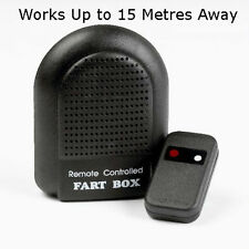 Remote Control Controlled Fart Whoopie Machine Box Office Party Home Joke