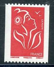 STAMP / TIMBRE FRANCE NEUF N° 3743a ** MARIANNE LAMOUCHE / ROULETTE / phil@poste