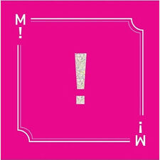 MAMAMOO 2ND MINI ALBUM [ PINK FUNKY ] CD - NEW