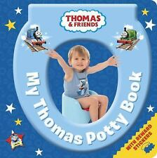 My Thomas Potty Book (Thomas and Friends) by Random House (2016, Board Book)