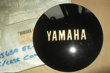YAMAHA XJ650  XJ750  1982/1983  GENUINE R/HAND ENGINE COVER CAP - # 16G-15417-00