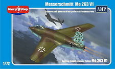 1:72 Mikro Mir #7201 German rocket-powered fighter Messerschmitt Me 263 V1