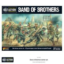 BAND OF BROTHERS STARTER SET - BOLT ACTION - WW2 -