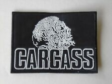 CARCASS NECROHEAD EMBROIDERED PATCH