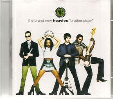 CD ALBUM 15 TITRES--THE BRAND NEW HEAVIES--BROTHER SISTER--1994