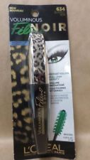 LOREAL Mascara Waterproof Voluminous Feline *Blackest* Brand New Exp 04/19 +