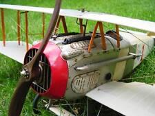 """"""" """"Modellino aeroplano Aereo da caccia Spad XIII,Alleato,Fatto a mano,"""