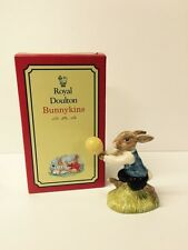 BEAUTIFUL BOXED 'HARRY' BUNNYKINS BY ROYAL DOULTON 1988 EDITION DB73