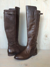 UGG DANAE LODGE LEATHER BEAUTIFUL TALL RIDING BOOTS WOMENS US 12 NEW