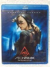 Aeon Flux (Blu-ray Disc, 2006) Charlize Theron
