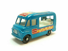 Moko Lesney Matchbox 1-75 Series #47b Commer Ice Cream Van Blue Near Mint