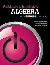 Prealgebra and Introductory Algebra with P.O.W.E.R. learning book