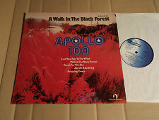 APOLLO 100 - A WALK IN THE BLACK FOREST - LP - SLK 17049-P - GERMANY 1974