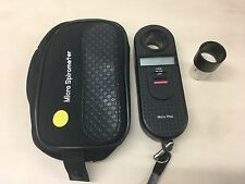 MICRO MEDICAL LIMITED MICRO SPIROMETER W/Case