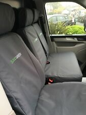 Volkswagen T5 2010-2015 Tailored Seat Covers + Tailored  Rubber Floor Mat