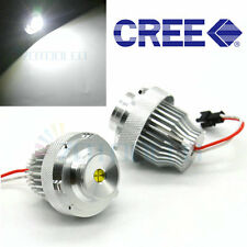 BMW E60 E61 LCI 40W CREE XML T6 LED ANGEL EYE HALO RING LIGHT BULB XENON WHITE