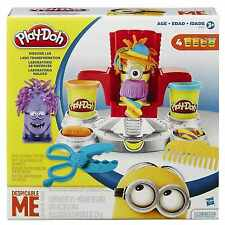 Play-doh con Despicable Me Minions Disguise Lab